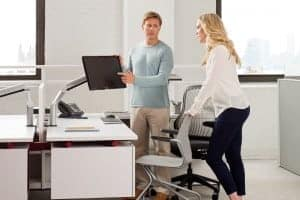 ergonomic office furniture Oshkosh - Systems Furniture