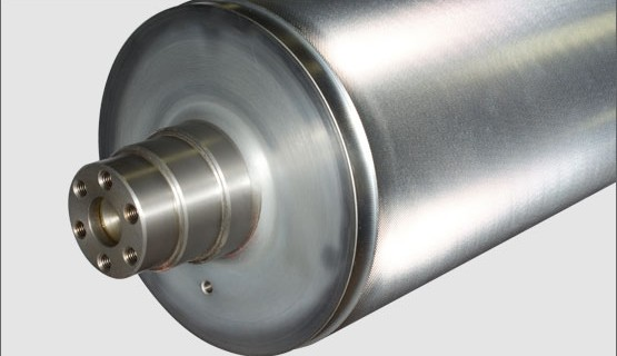 Mechanically engraved rolls