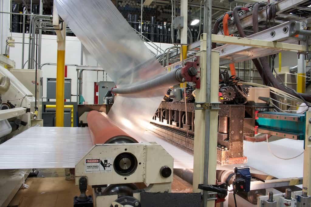 Tufco Preheating Process Improves Hot Melt Lamination Bond Strength