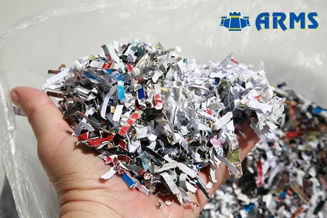 Shredding Is Safer Than Recycling