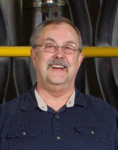 Terry Vander Linden retires from Fox River Fiber after a 21-year career.