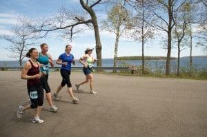 Door County Half Marathon - photo credit Dan Eggert