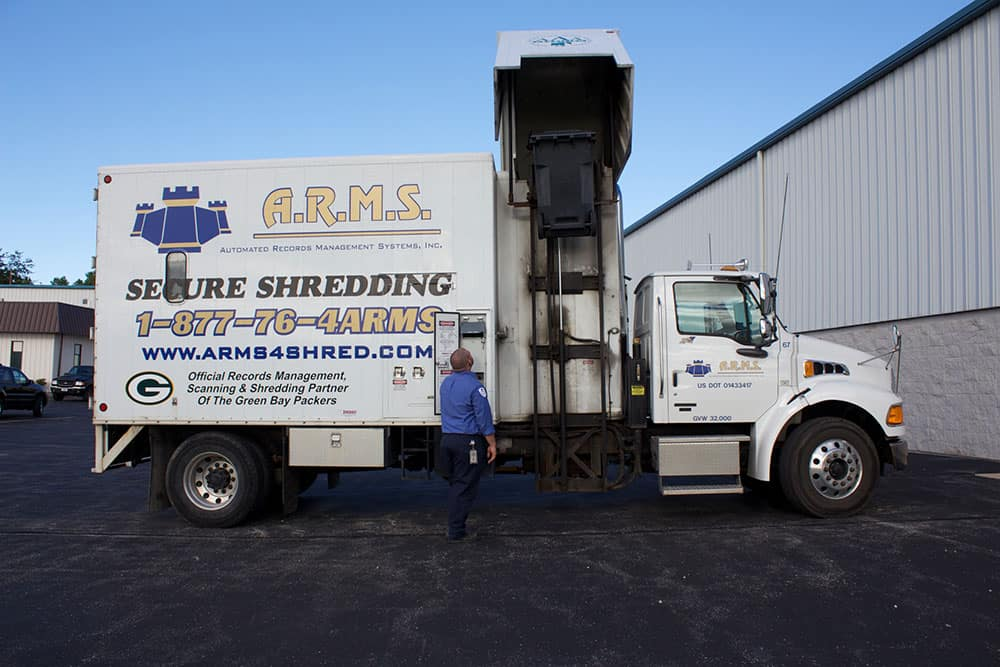 Mobile Shredding Enhances Records Destruction Security