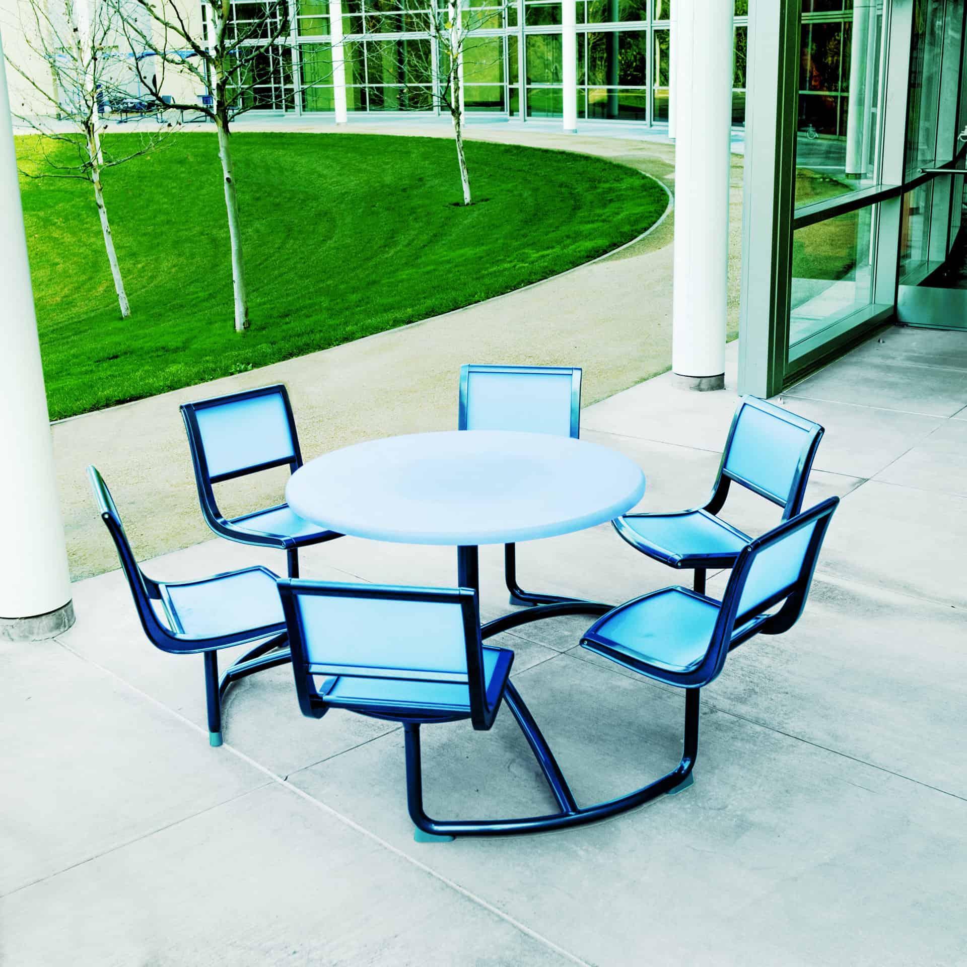Landscapeforms Mingle Table - SEO Website Links