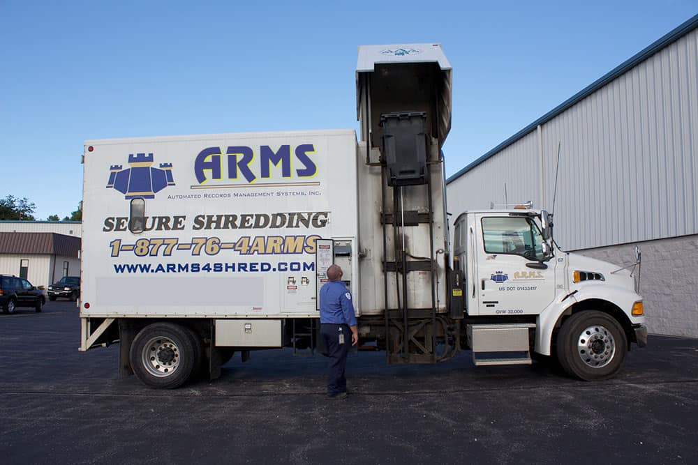 ARMS Solidifies Standing as Information Management Services Leader