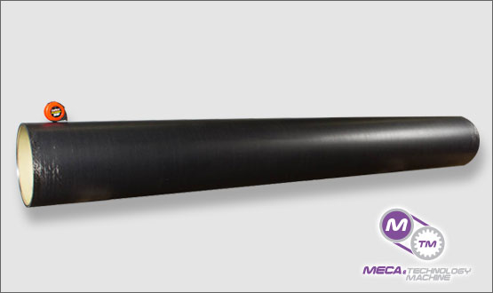 MECA & Technology Machine Introduces Extra-Large Carbon Fiber Sleeves