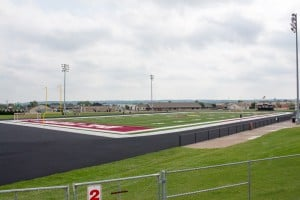 Athletic field renovations and additions highlight series of summer projects