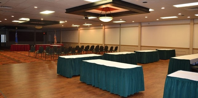 hotel conference room - District Event Center