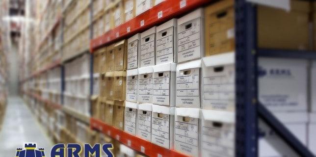 records storage ARMS