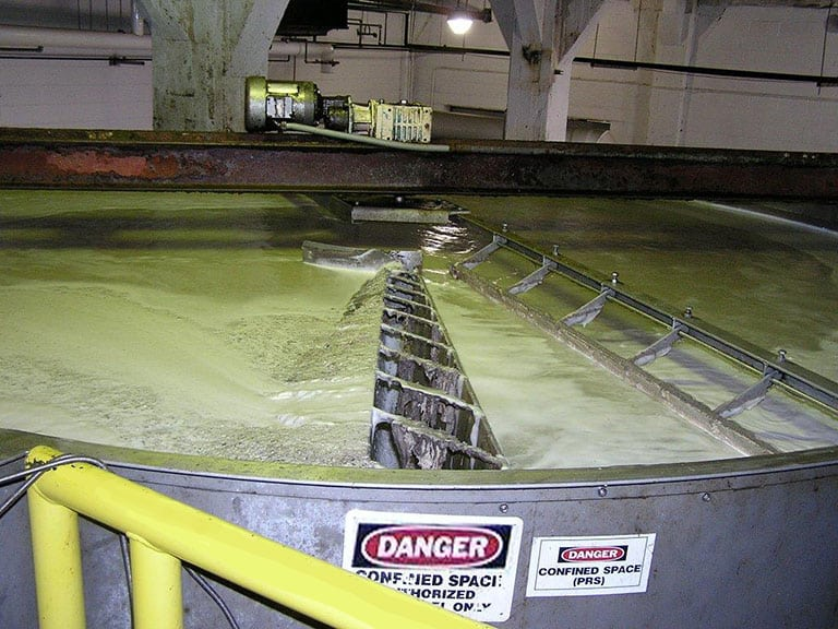 Food Service Company Avoids Major Fines with MSB Dissolved Air Flotation Treatment Process