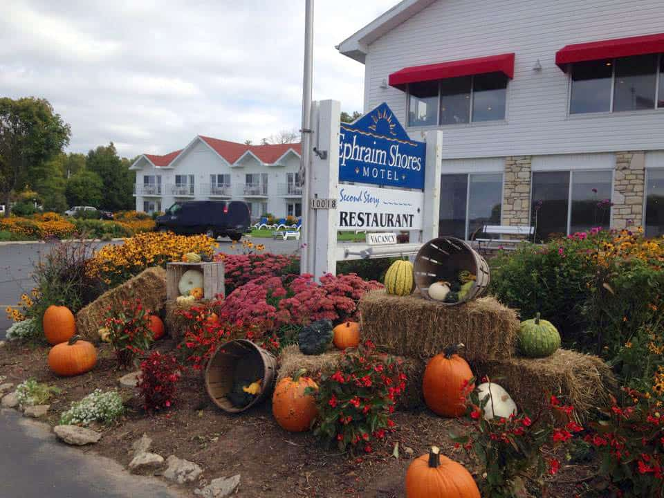 Ephraim Shores Is Your Ephraim Motel Home for a Busy October