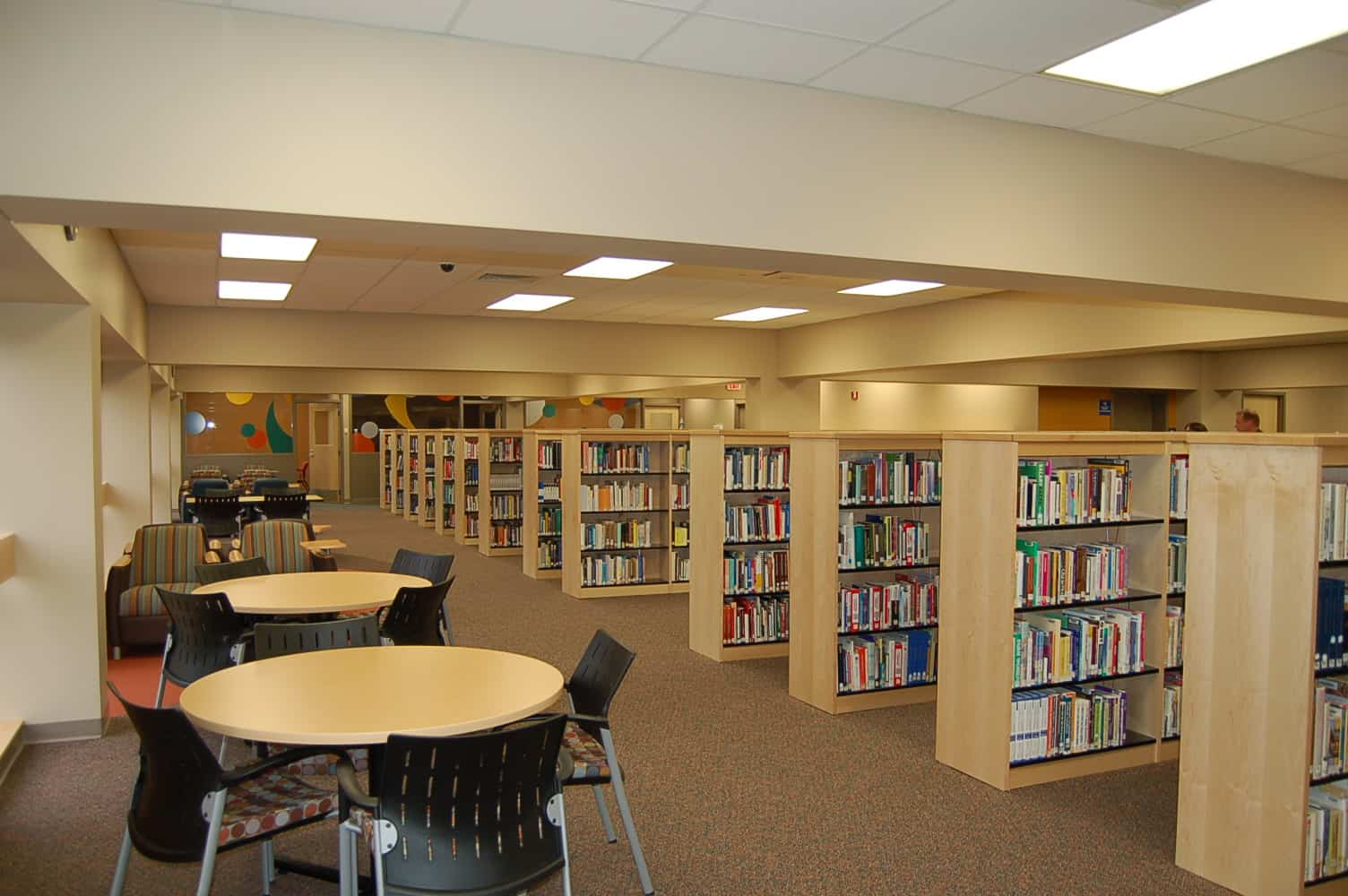 The Academic Social Space Planning Libraries for Education Clients