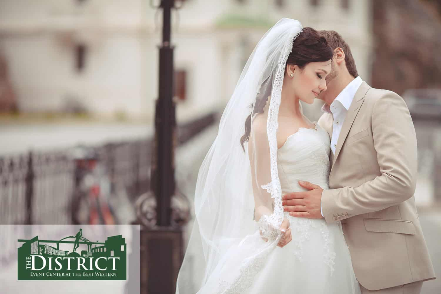 Say 'I Do' To The District Event Center