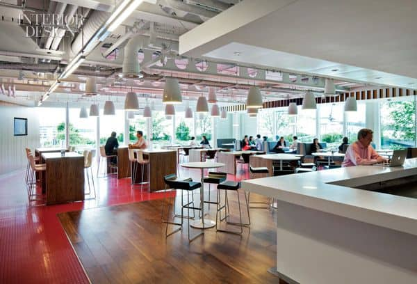 Take a Break –The Benefits of the Corporate or Campus Lunchroom
