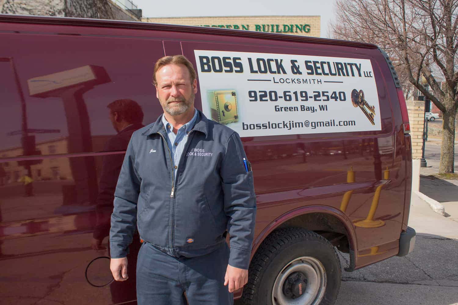As a Locksmith in Green Bay, Boss Lock & Security Assures Safety