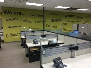 Finding Privacy in the New Open Office