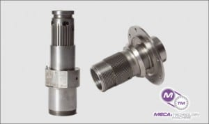 Read more about the article Spline Couplings from MECA & Technology Machine Excels in the Field
