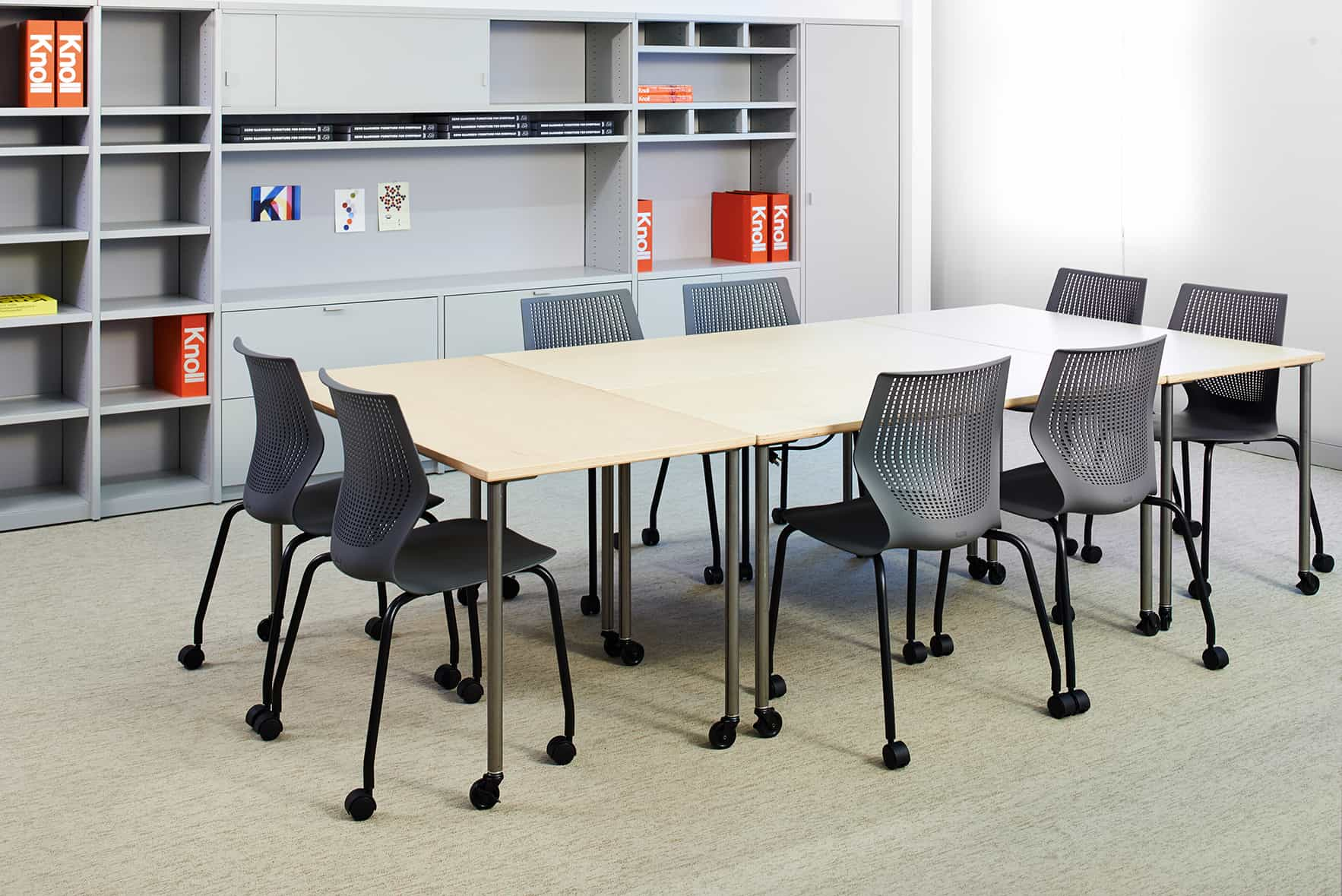 Office Chairs That Are a Snap to Store