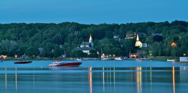 Bay Breeze Resort's 20th Anniversary is underway! Our lake view resort in Door County officially celebrates two decades of welcoming you on May 25, 2015