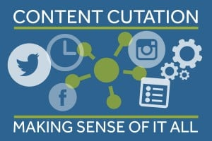 Curating Content: Making Sense of it All