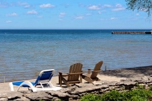 For Door County Lodging on the Waterfront, Start with Ephraim Shores