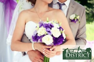 The District Event Center Is Your Best Wedding Venue