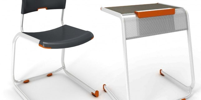 Paragon a&d chair table - educational furniture from Systems Furniture