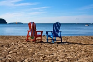 Looking for a Beachfront Resort in Door County?