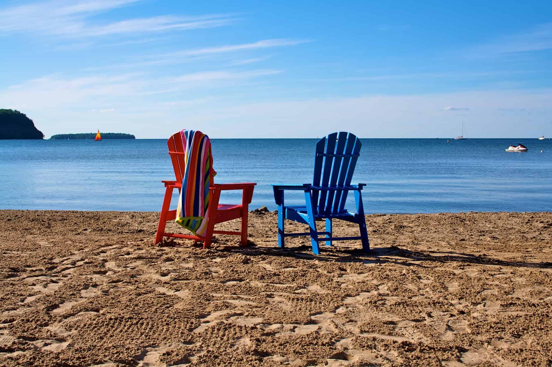 Looking for a Beachfront Resort in Door County?