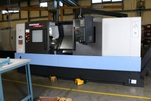 New Turning Centers Added to MECA & Technology Machine, Inc.