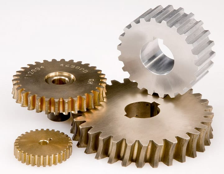 Production of Custom Gears Gives MECA & Technology Machine an Edge