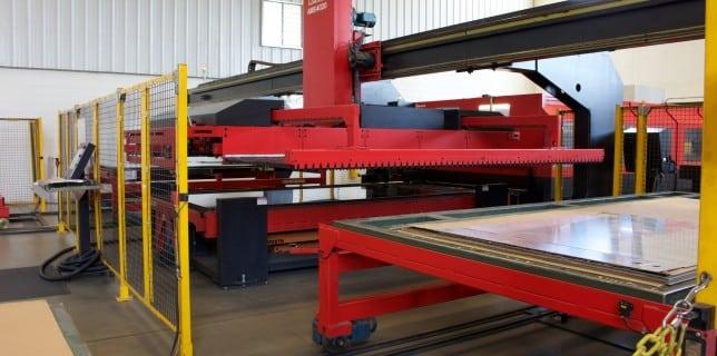 aluminum sheet metal fabrication