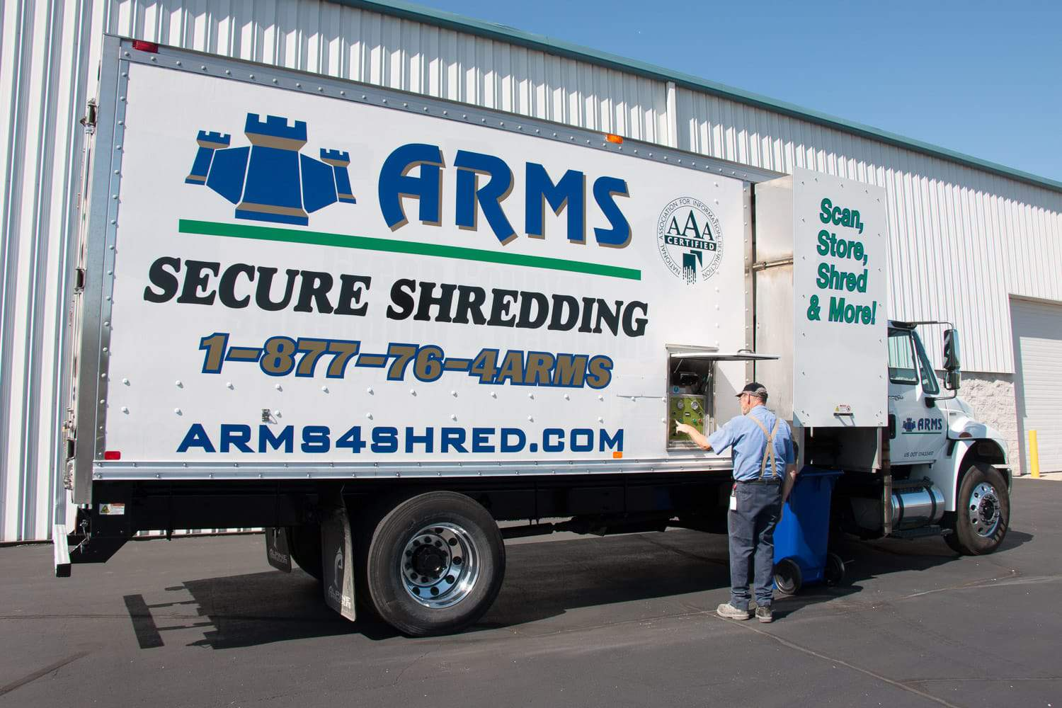 Secure Document Shredding Provides Companies With Peace of Mind