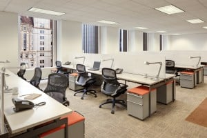"""Read more about the article """"Touchdown"""" – Creating Office Space for Mobile Employees"""