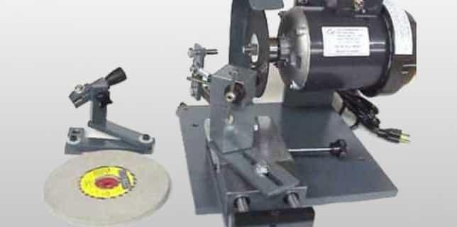 AV-41 sharpening machine