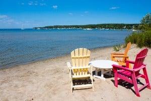 Plan Now for Your Next Door County Beach Resort Vacation