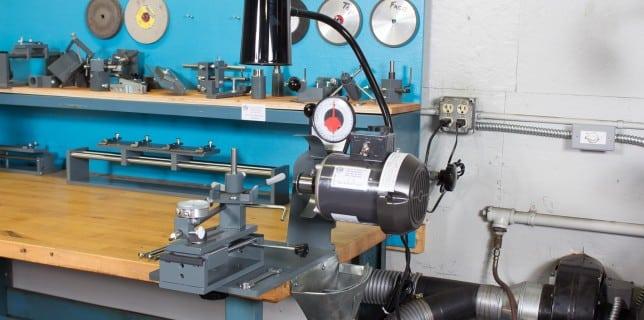 Thorvie AV-40 saw sharpener