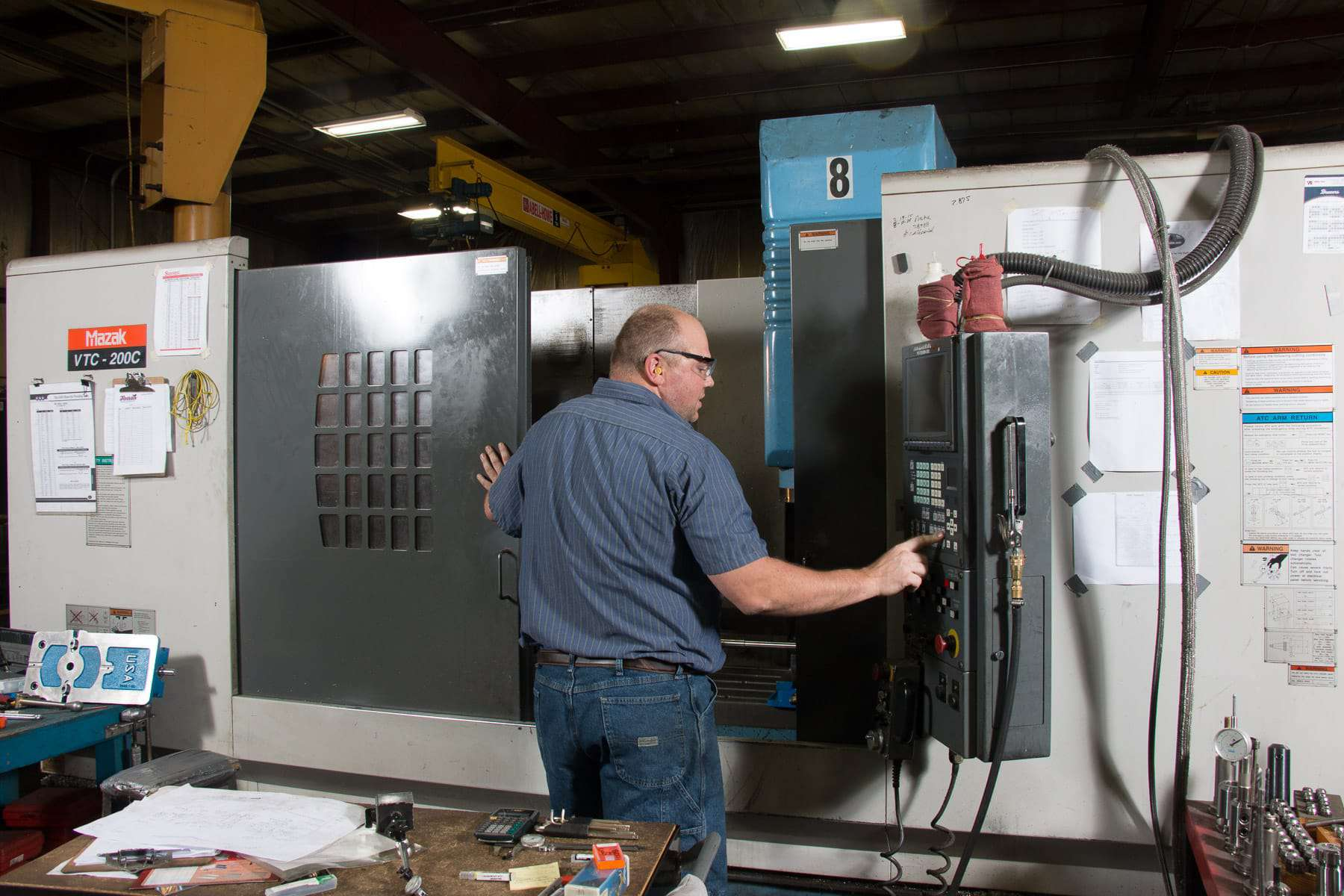 Titletown Manufacturing Leverages CNC Machining Services for Precision Production