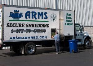 Human resources document storage in Wisconsin