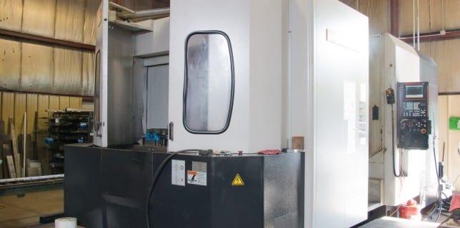 metal fabrication shop