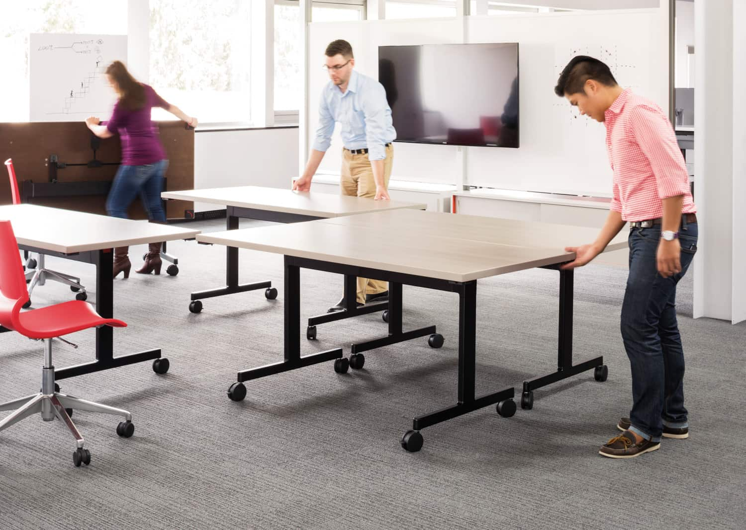 Questions About Collaborative Office Workspace?