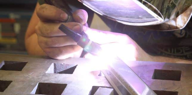 fabricated steel products, healthcare industry fabrication