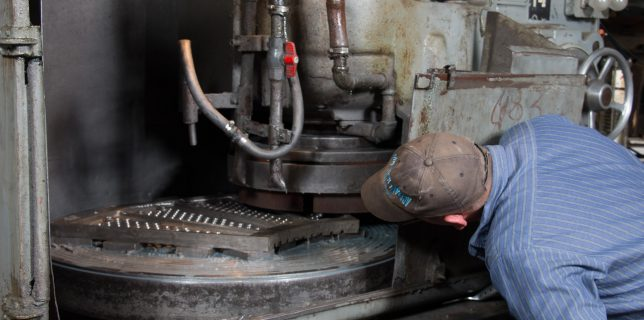 grinding - Titletown Manufacturing
