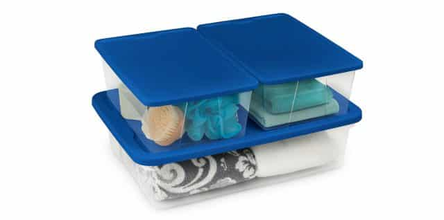 Clear storage from HOMZ