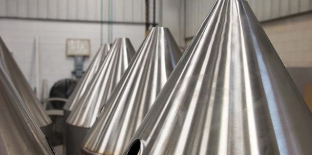 custom sheet metal fabrication, dairy industry fabrication