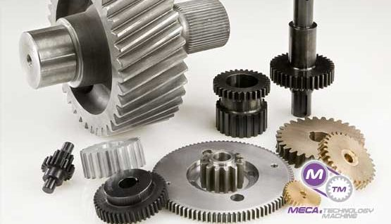 custom replacement gears
