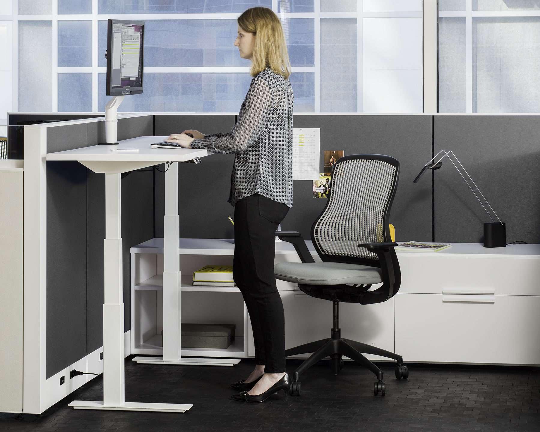 The Ergonomic Office Furniture Advantage