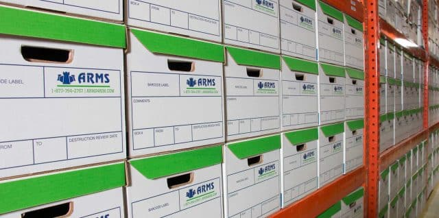 document storage in Green Bay, WI