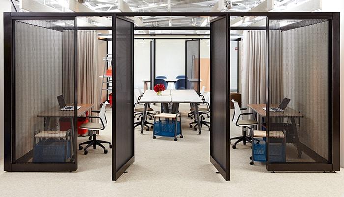 A Spotlight on Interior Office Design