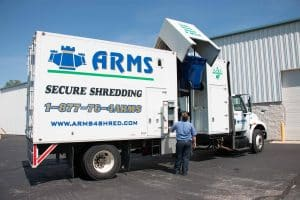 ARMS is a Trusted Provider of Record Shredding in Green Bay, WI
